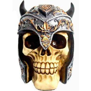 caveira-resina-decorativa-capacete-vicking-dourado-01