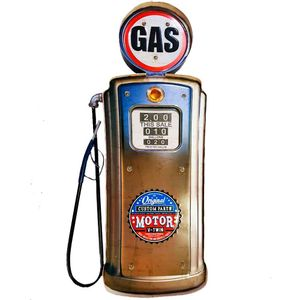 luminoso-a-pilha-retro-gasoline-original