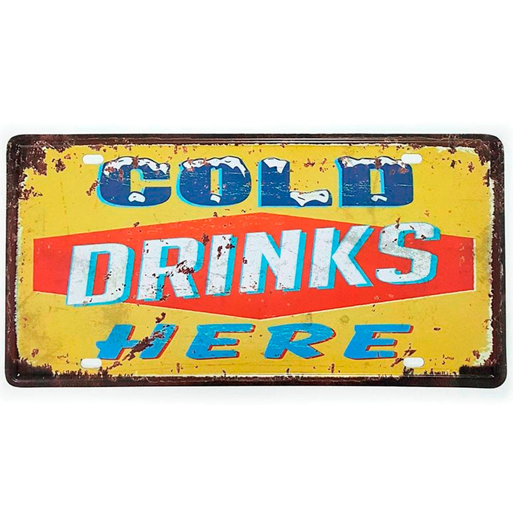 placa-de-carro-decorativa-em-metal-cold-drinks-here-01