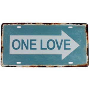 placa-de-carro-decorativa-em-metal-one-love-01
