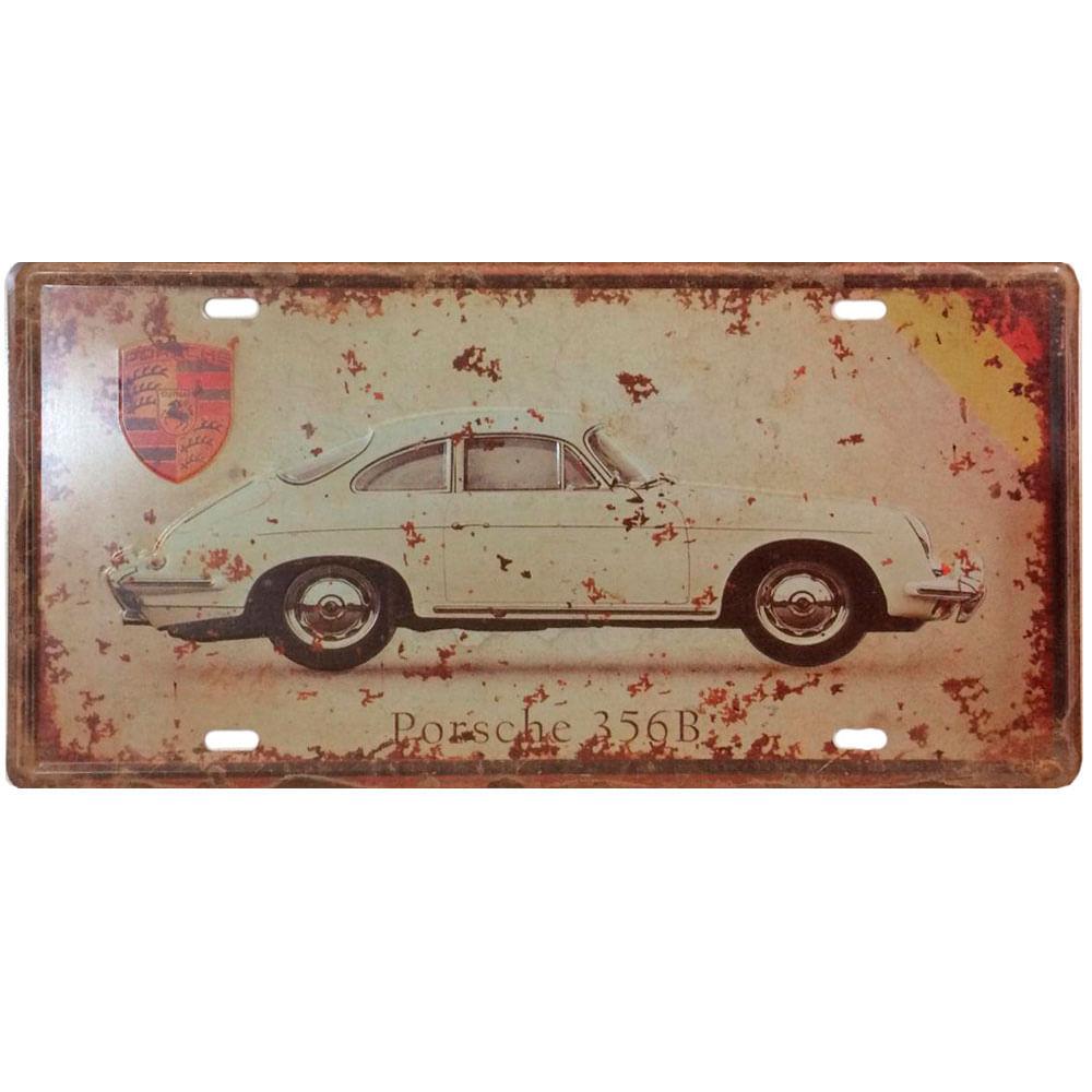 placa-de-carro-decorativa-em-metal-porsche-365b-01
