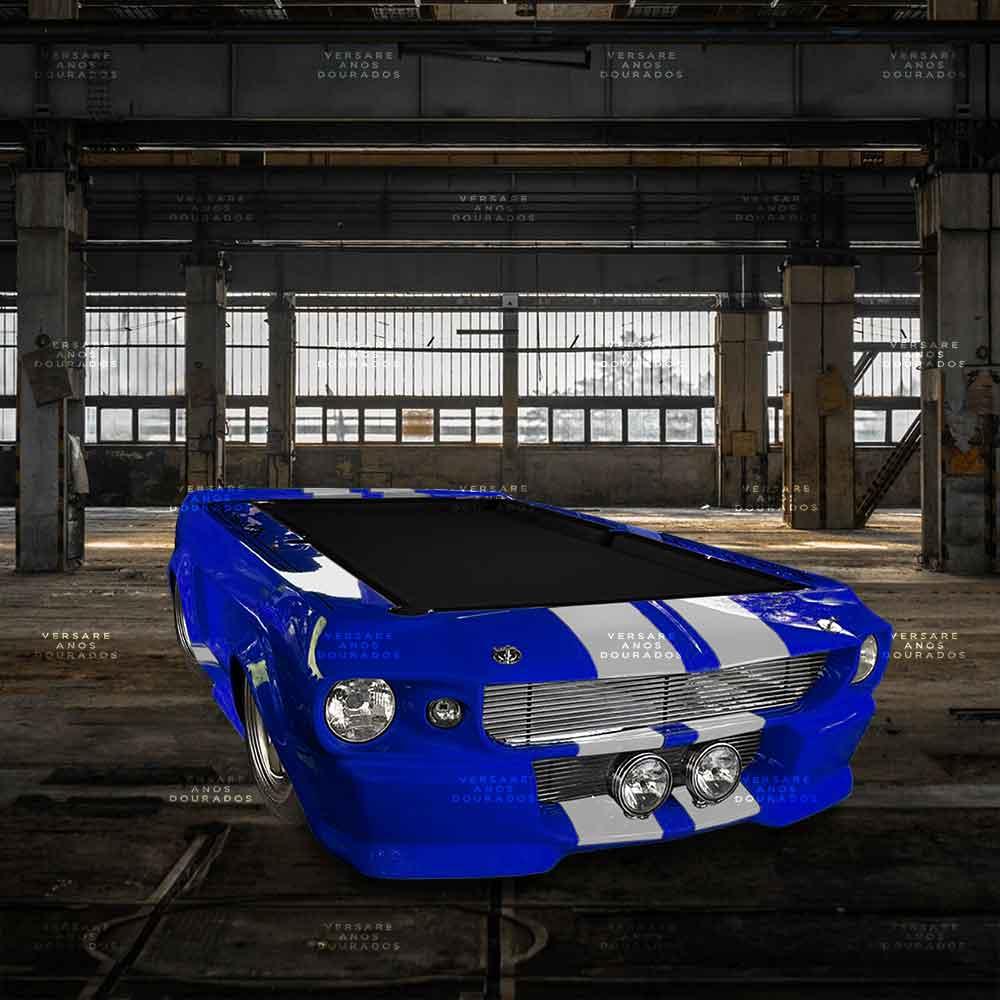 Mesa-de-bilhar-Mustang-Grabber-Blue-----------------------------------------------------------------