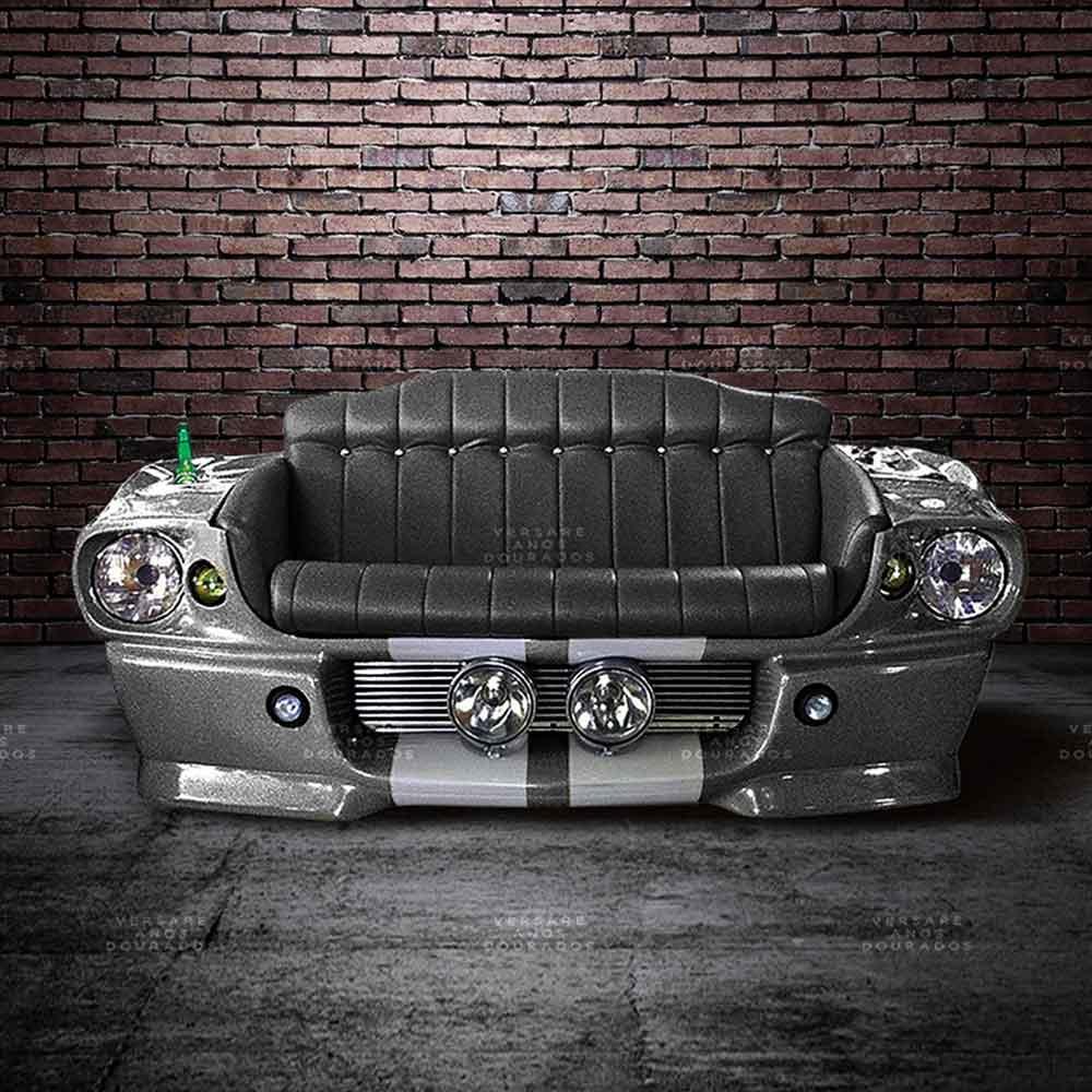Sofa-Mustang-Mystery-Cinza---Estofado-Preto