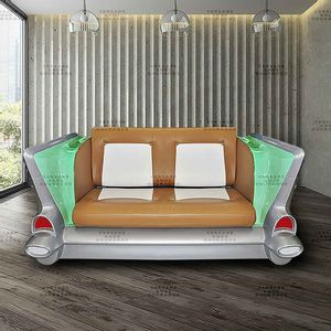 Sofa-Bel-Air-The-Beach-Boys-Verde---Estofado-Caramelo-E-Branco