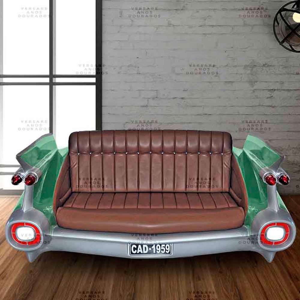 Sofa-Cadillac-Al-Capone-Verde---Estofado-Marrom