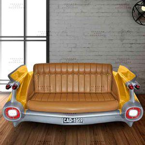 Sofa-Cadillac-Gold-Edition-Dourado---Estofado-Caramelo