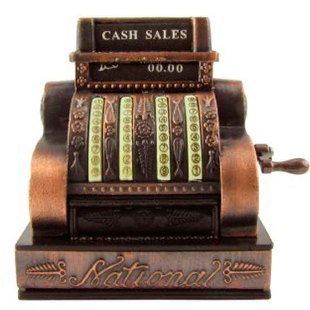 Apontador-Retro-Miniatura-Caixa-Registradora-Envelhecida