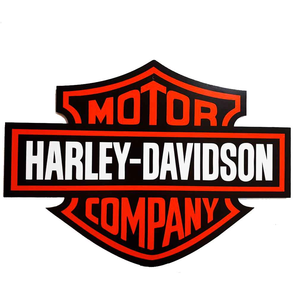 Placa-Decorativa-Mdf-Harley-Davidson-Recorte