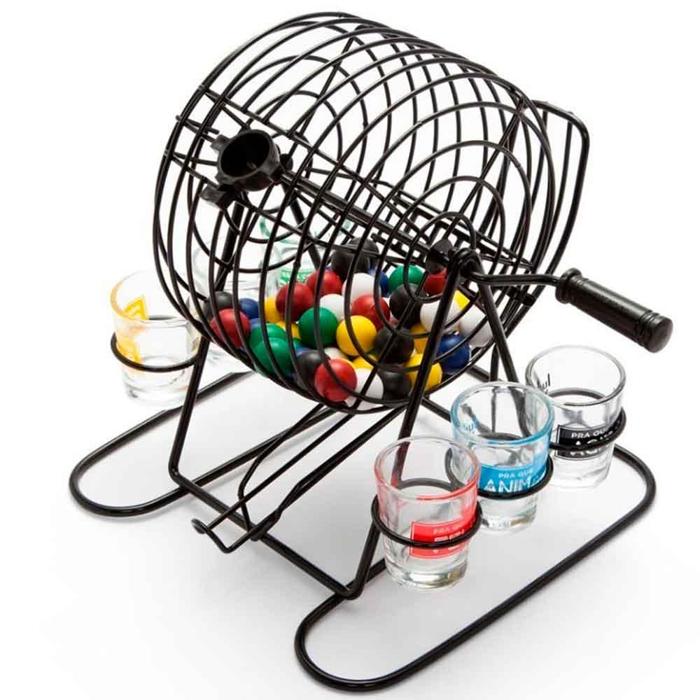 Resultado de imagem para jogo de bebida bingo
