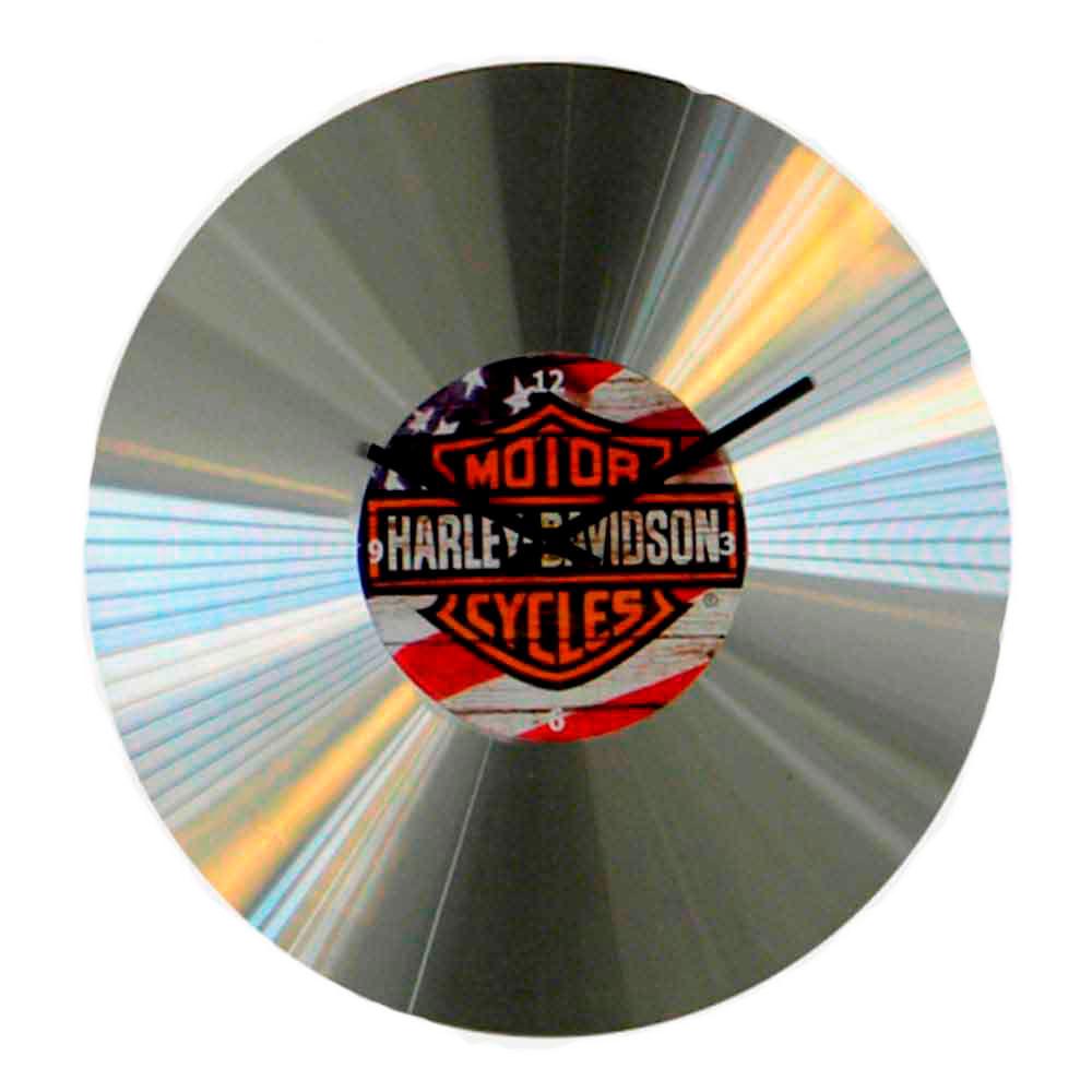 Relogio-Disco-De-Platina-Harley-Davidson