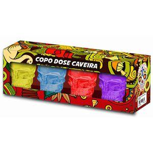 kit-4-copos-vidro-shot-caveira-coloridos-60ml