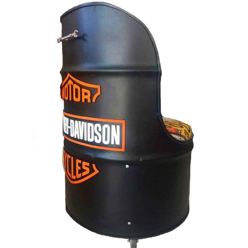 Banco-Tambor-Com-Rodinhas-Harley-Davidson