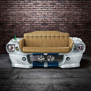 Sofa-Mustang-Charlie-s-Angels-Branco---Estofado-Caramelo