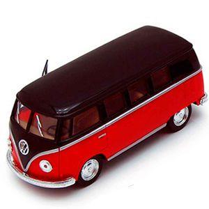 miniatura-1967-volkswagen-kombi-escala-132-vermelho-hartop-01