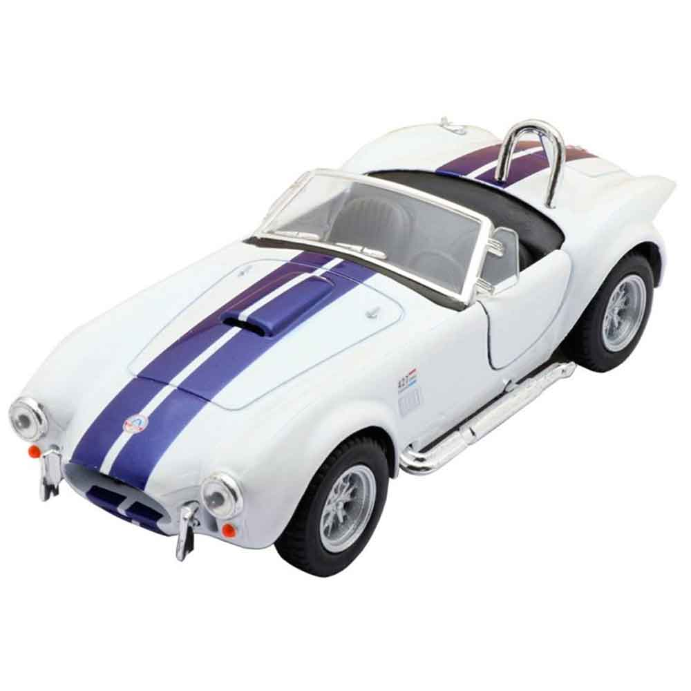 Miniatura-1965-Shelby-Cobra-Escala-1-32-Branco
