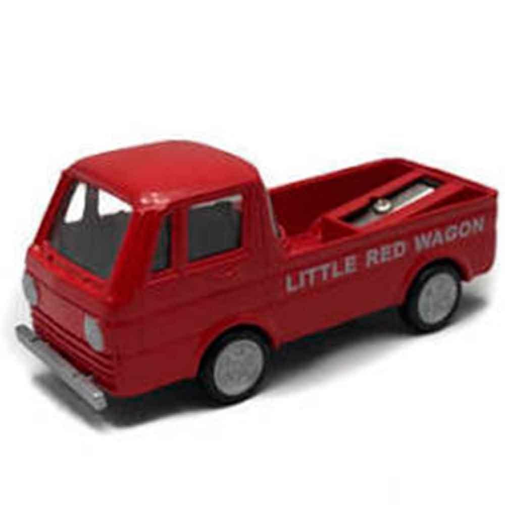 Apontador-Retro-Miniatura-Perua-Litte-Red-Wagon
