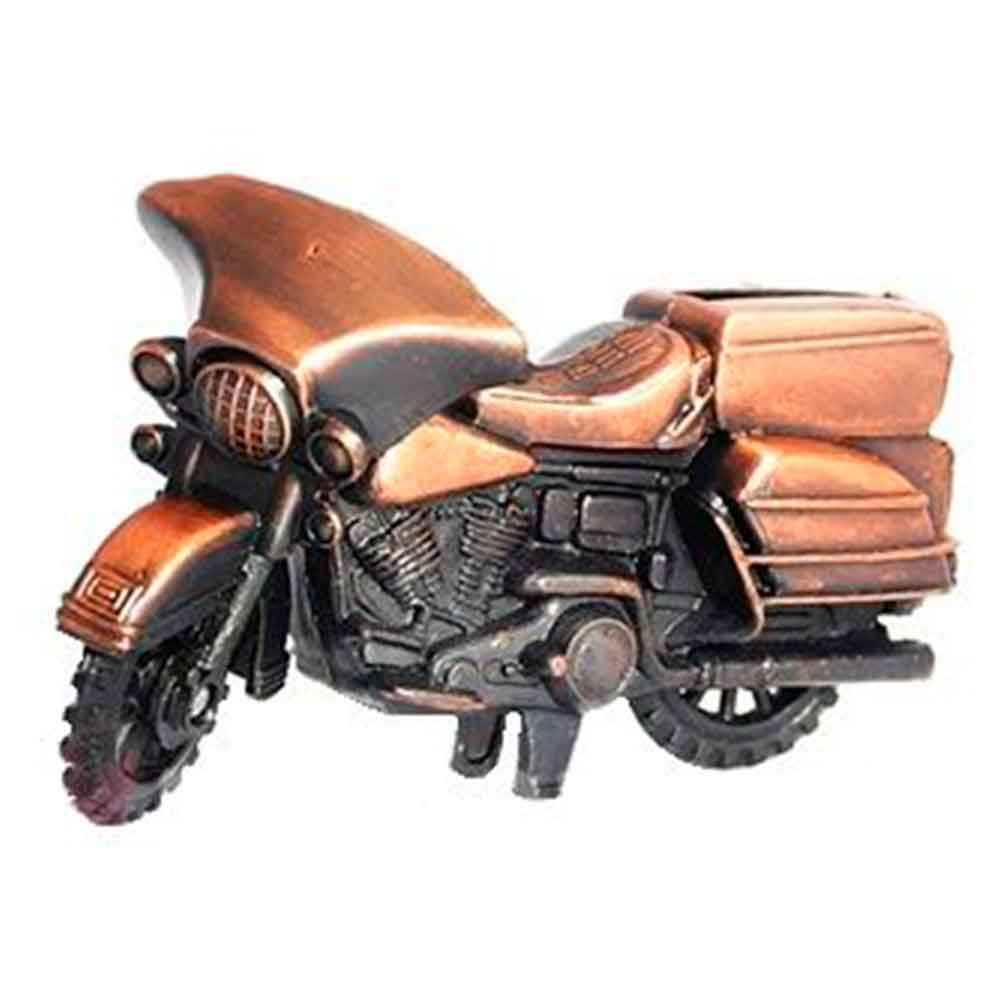 Apontador-Retro-Miniatura-Motocicleta-Envelhecido