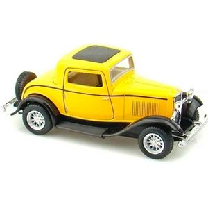 miniatura-1932-ford-coupe-escala-134-amarelo-01