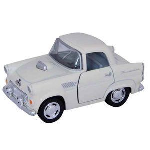miniatura-1955-ford-thunderbird-escala-136-creme-pastel-01
