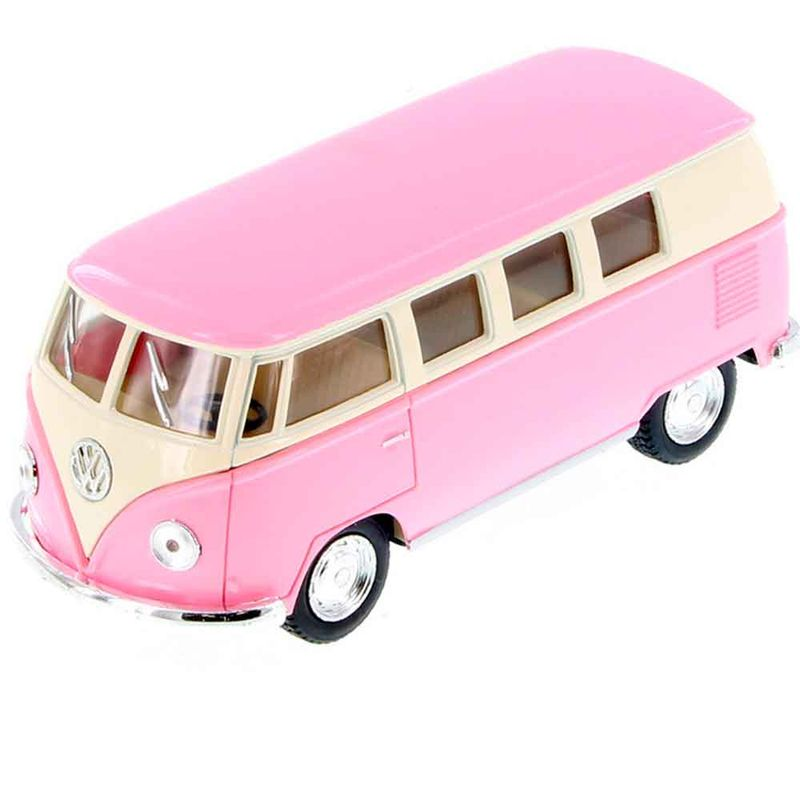 miniatura-1967-volkswagen-kombi-escala-132-rosa-pastel-01
