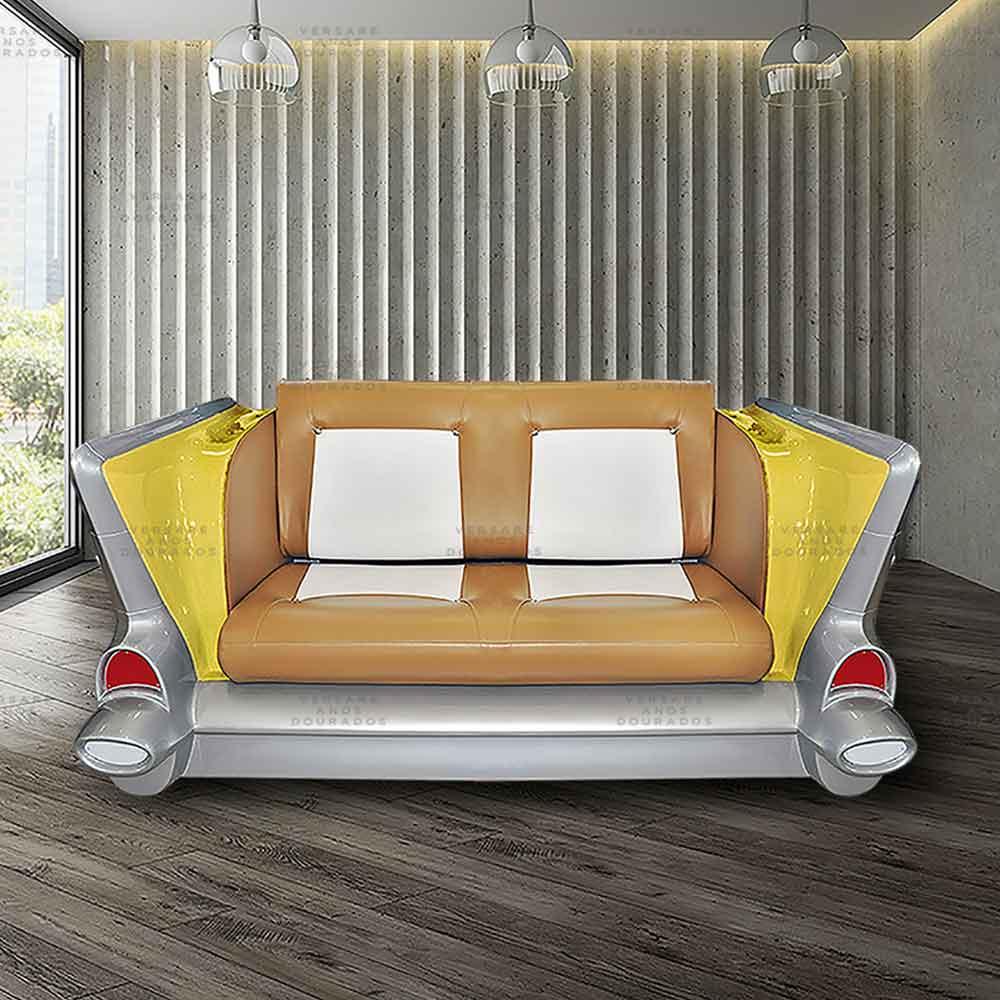 Sofa-Bel-Air-Ny-Taxi-Amarelo---Estofado-Caramelo-E-Branco