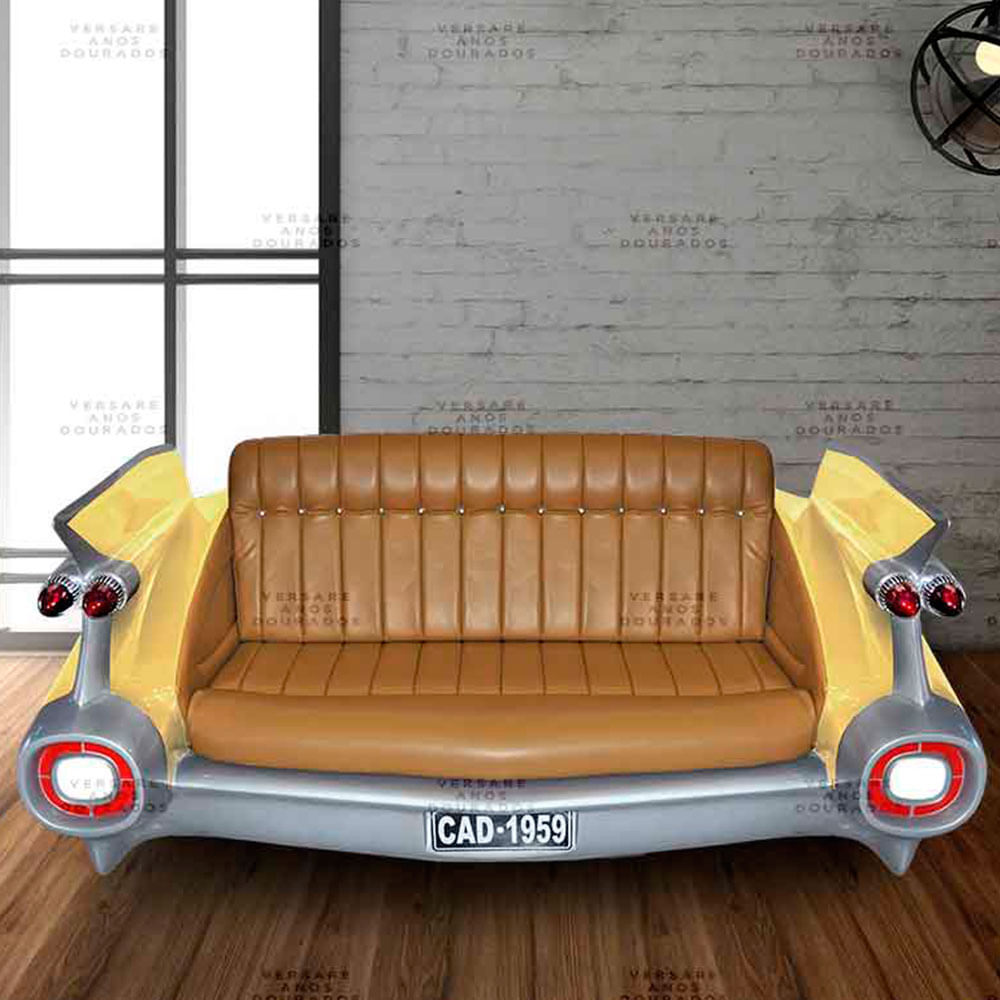 Sofa-Cadillac-Al-Pacino-Amarelo---Estofado-Caramelo