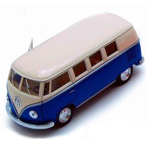 Miniatura-Kombi-1962-Escala-1-32-Azul