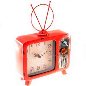 relogio-de-mesa--tv-antiga-retro-vermelha-01