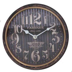 Relogio-de-Parede-Retro-Vintage-Fabrique-Preto