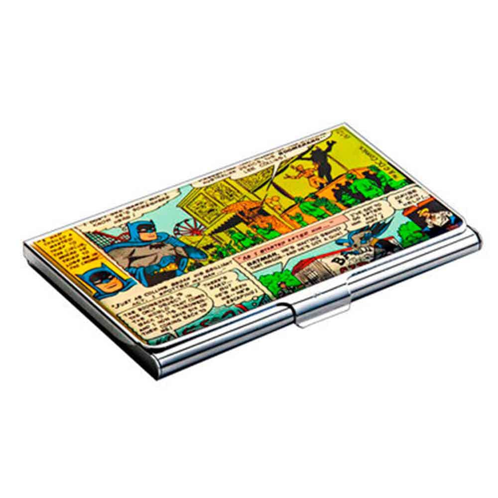 Porta-Cartao-Dc-Comics-Batman-Quadrinhos