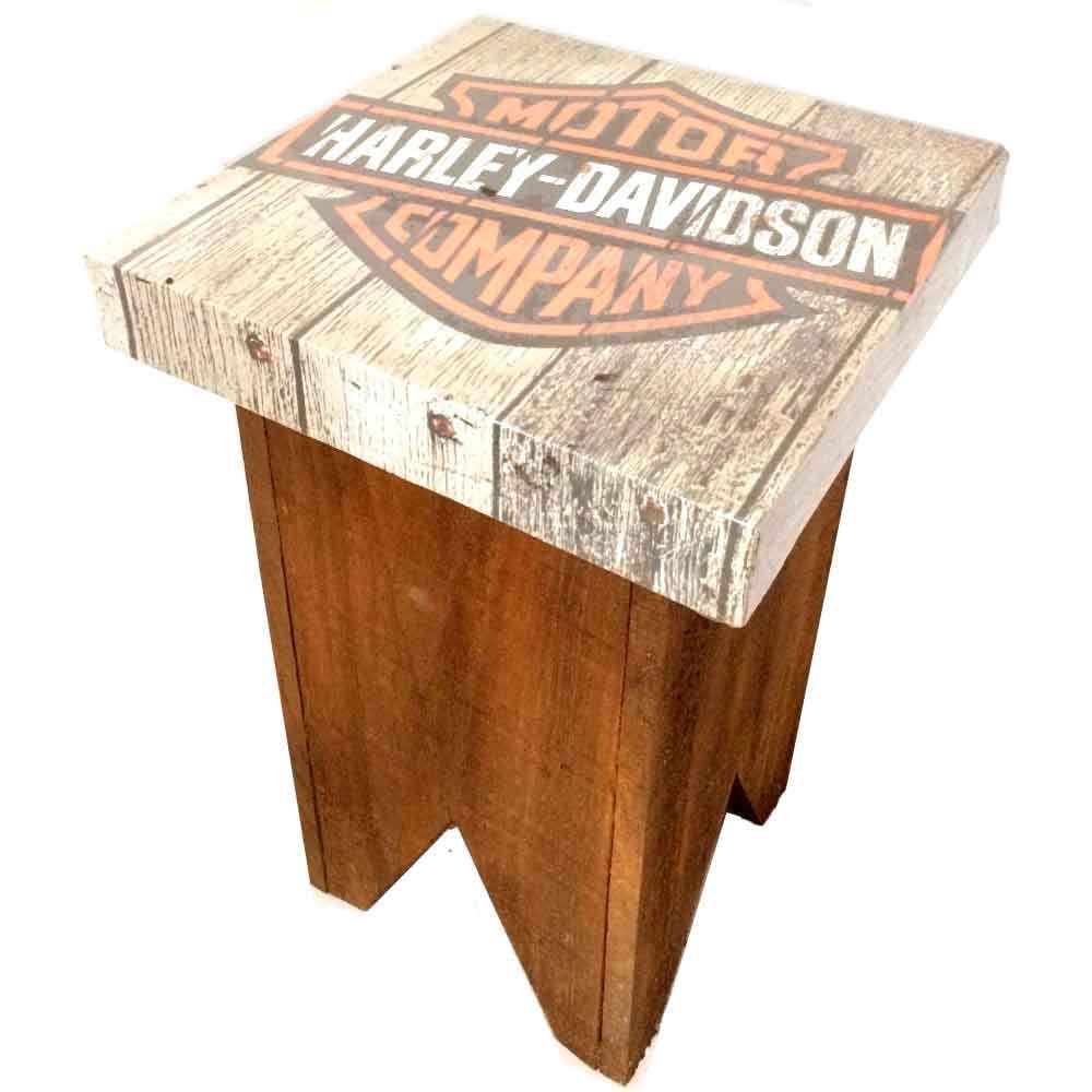 banco-de-madeira-harley-davidson-cod-140501