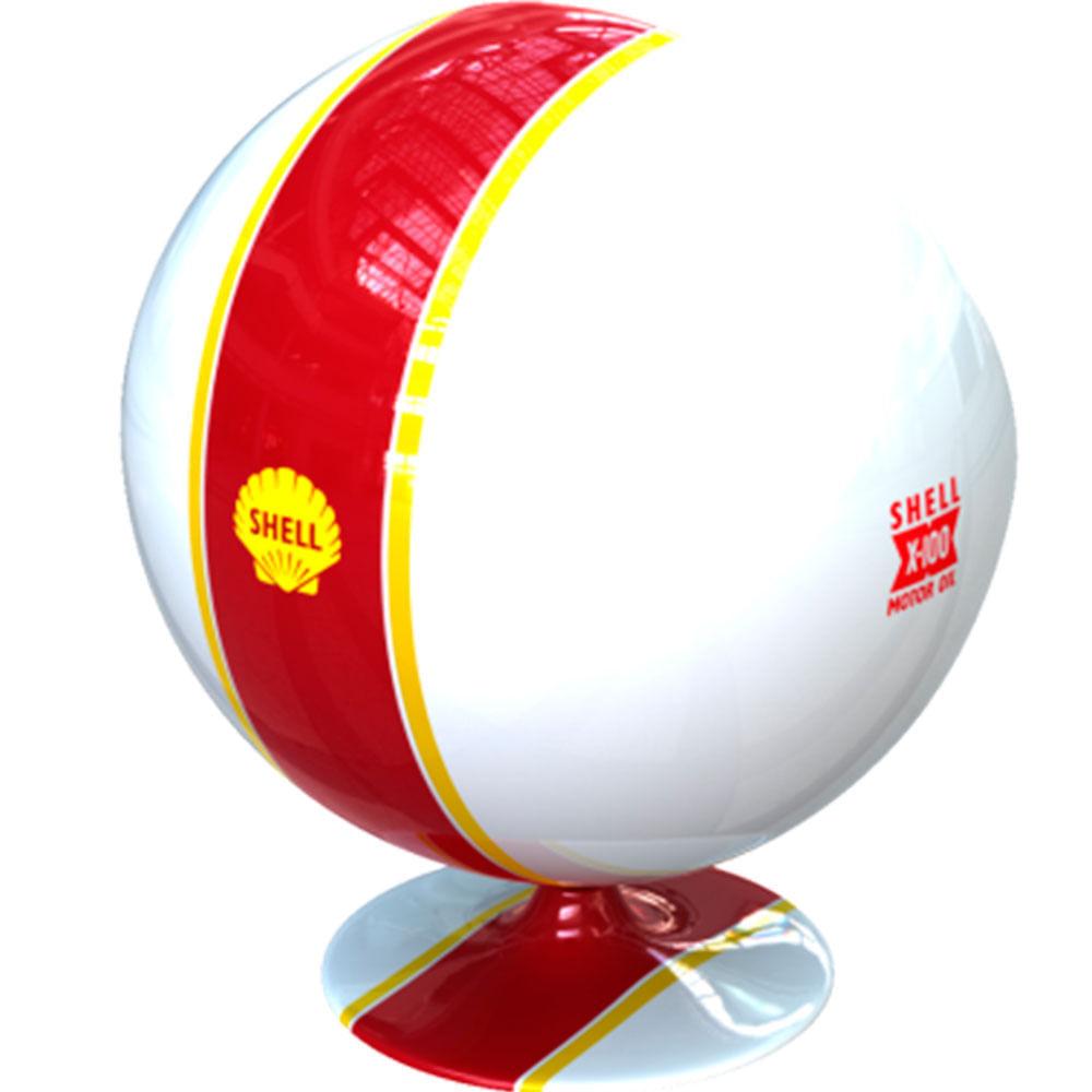 Poltrona-Ball-Giratoria-Shell-Racing