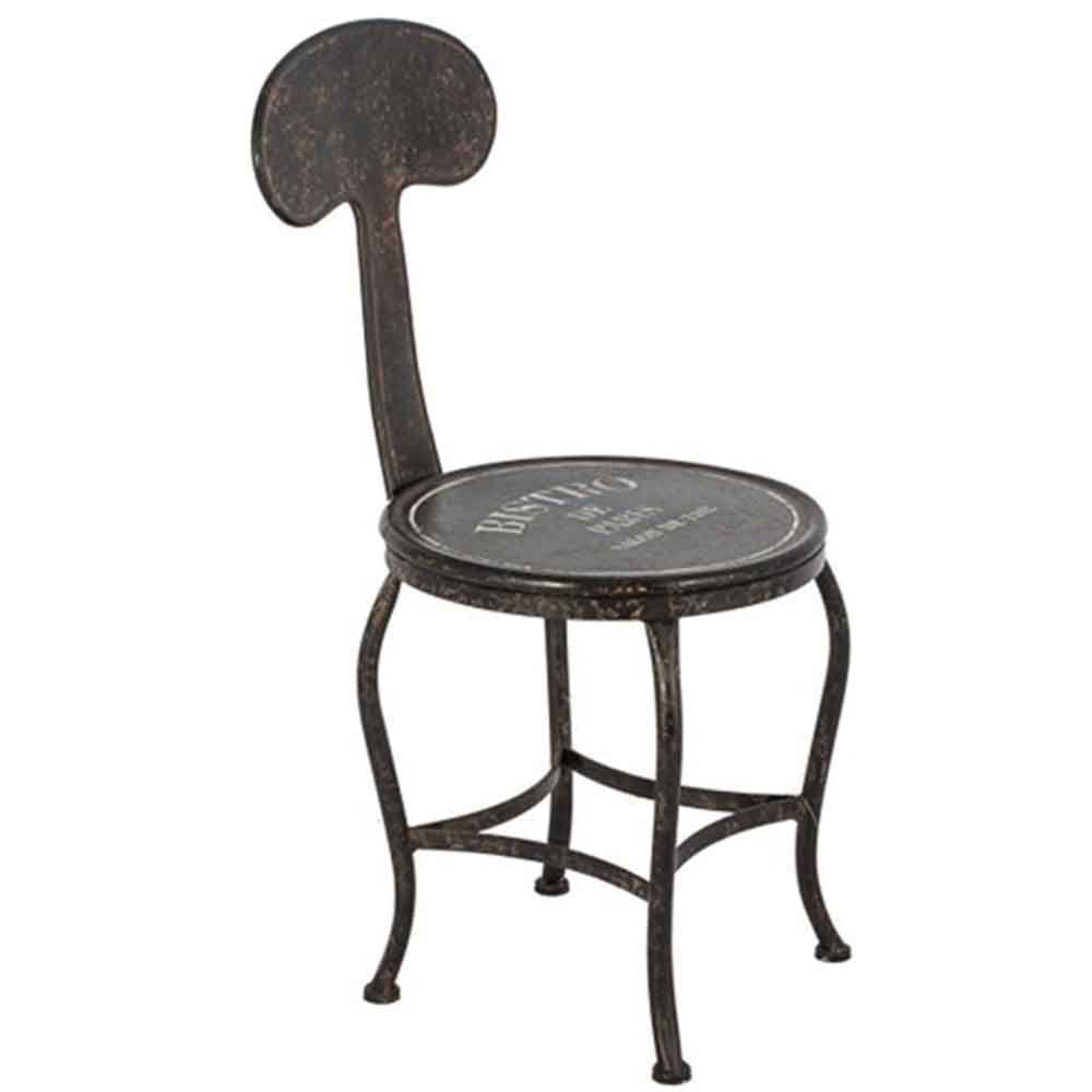 Cadeira-Preta-Bistro-Paris-Oldway