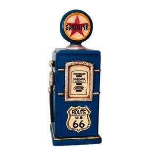armario-bomba-de-gasolina-route-66-azul