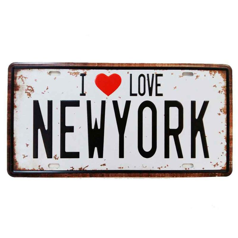 placa-de-carro-i-love-new-york-cod--448301