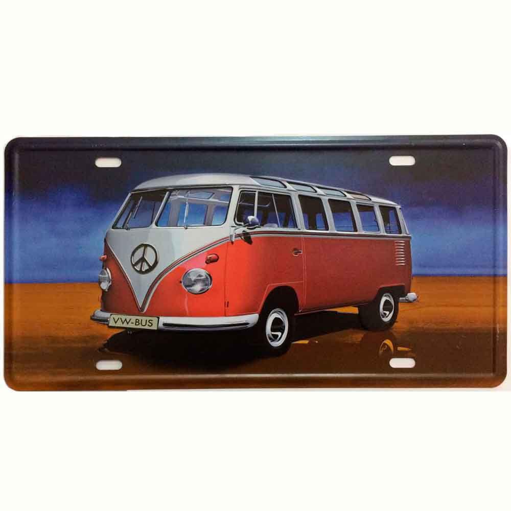 Placa-De-Carro-Decorativa-Em-Alto-Relevo-Wv-Bus