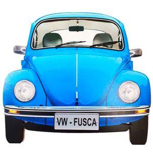 Placa-Decorativa-Mdf-Fusca-Azul