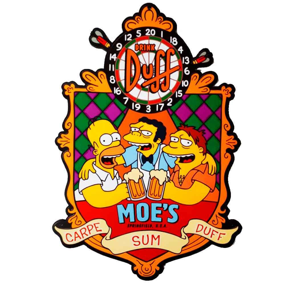 Placa-Decorativa-Mdf-Homer-Simpson