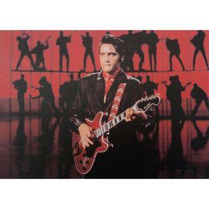 Quadro-Tela-Elvis-Presley-In-Memphis