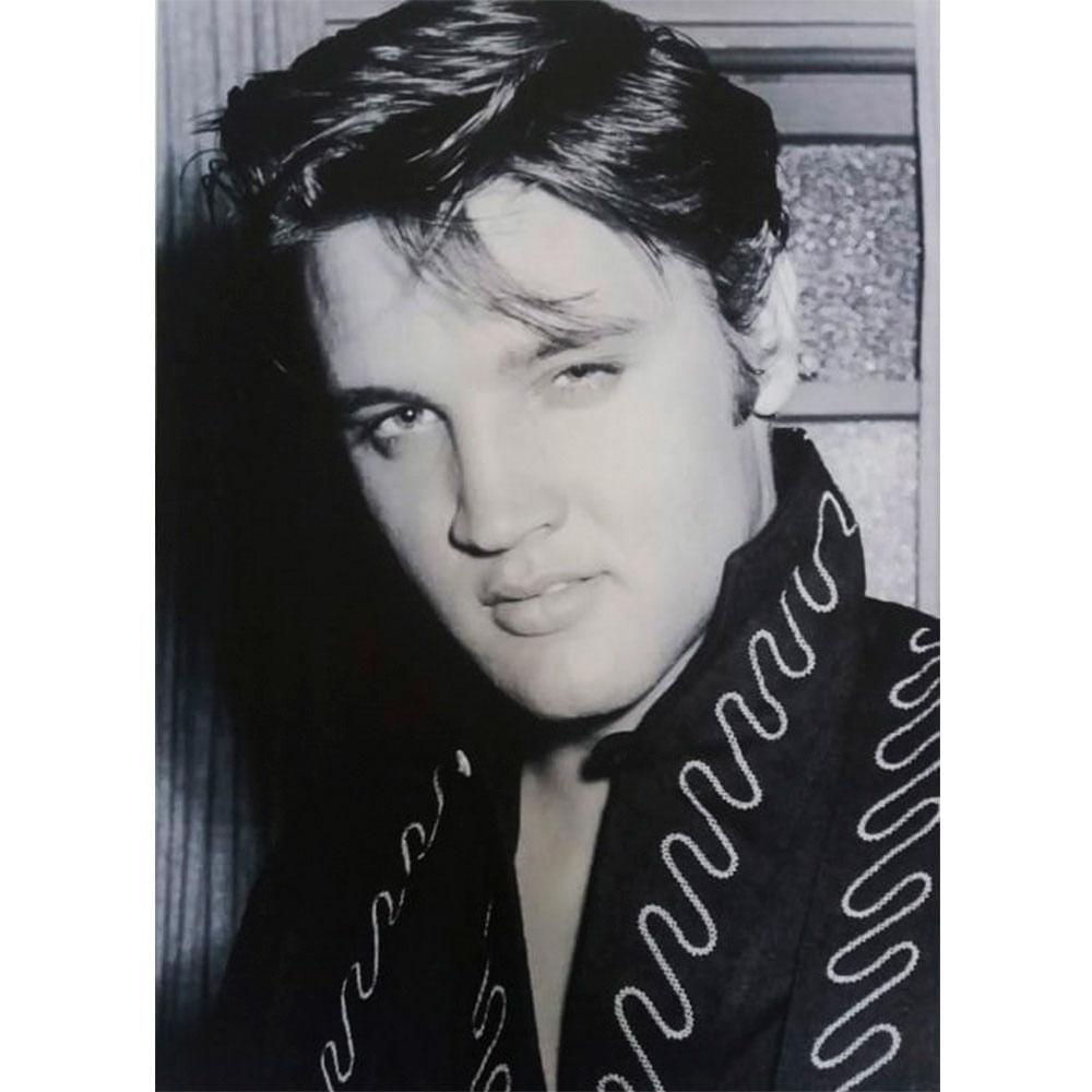 Quadro-Tela-Elvis-Presley-Burning-Love