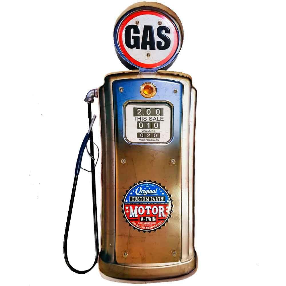 luminoso-a-pilha-retro-gasoline-original