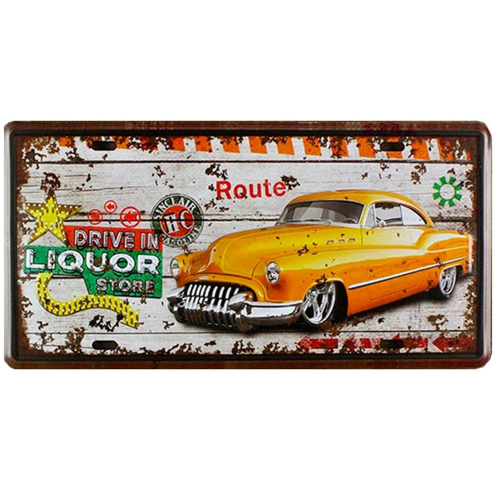 placa-de-carro-decorativa-em-metal-drive-in-liquor-store-01