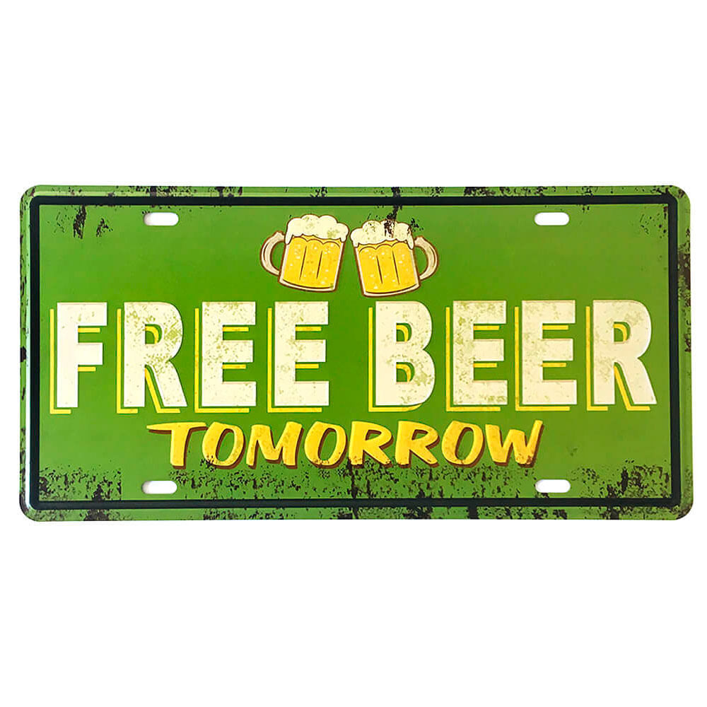 placa-de-carro-decorativa-em-metal-free-beer-tomorrow-01