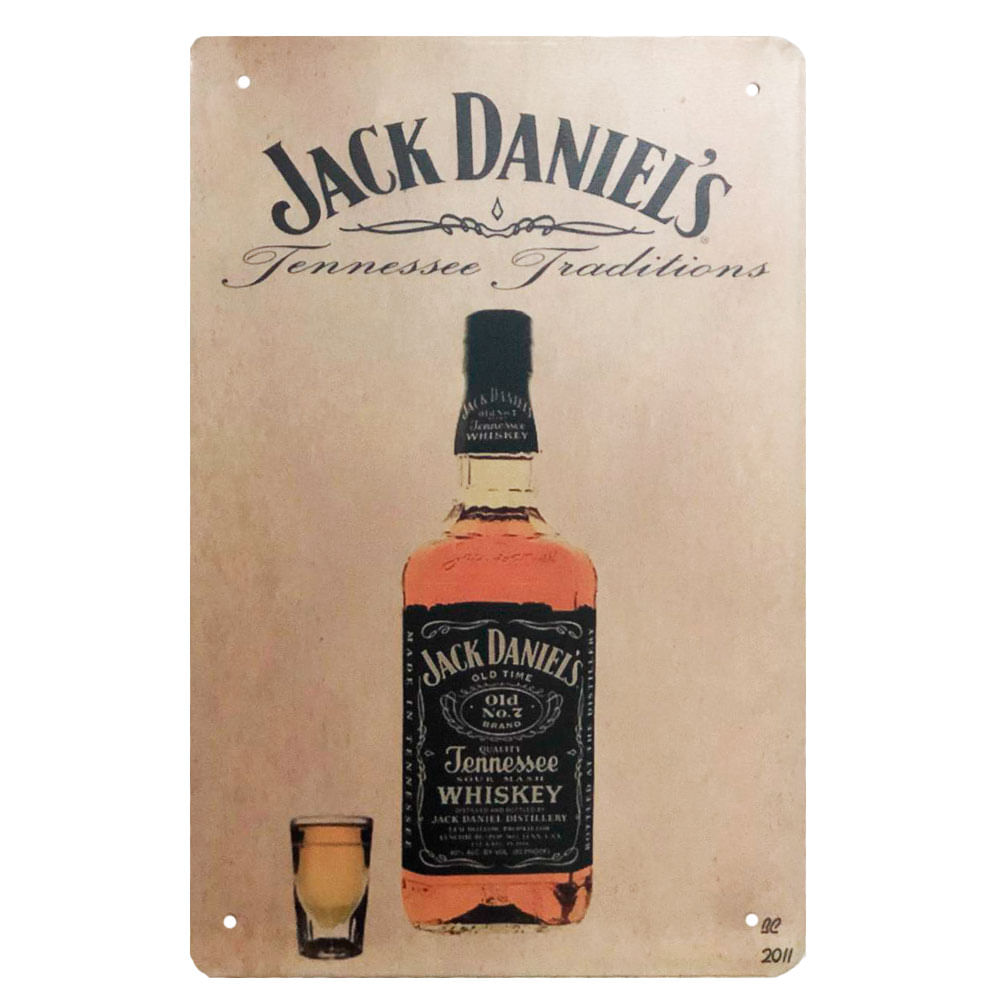 placa-decorativa-de-metal-jack-daniels-traditions