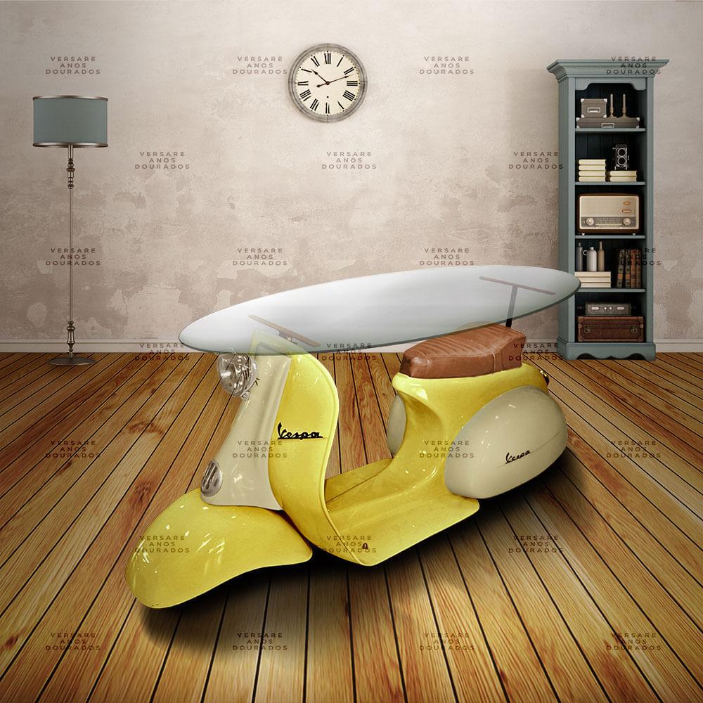 Mesa-Vespa-Buzzer-Amarelo---Caixa-Traseira-Creme