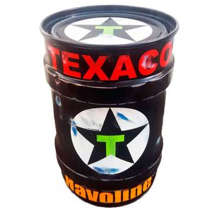 Tambor-Decorativo-Pequeno-Texaco-Preto