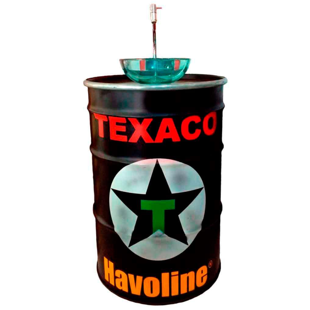 Tambor-Decorativo-Com-Pia-Texaco-Preto