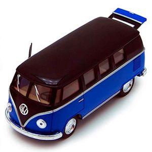 miniatura-1967-volkswagen-kombi-escala-132-azul-hartop-01