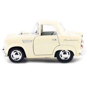 miniatura-1955-ford-thunderbird-escala-136-creme-pastel-02
