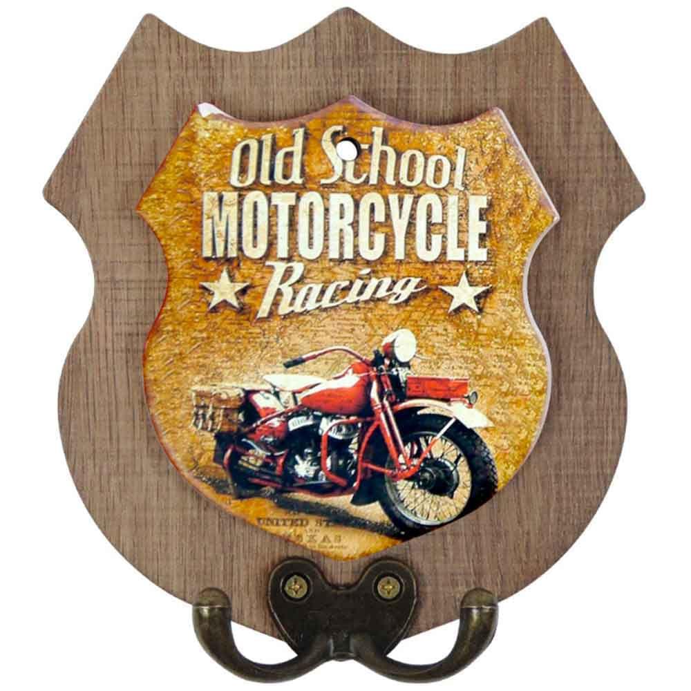 porta-chaves-madeira-old-school-racing